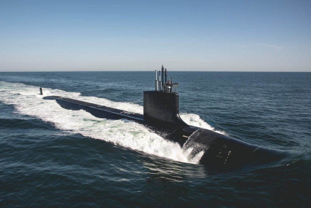 Hyten Says No Intent To 'Cut Off Any Allies,' As France Pulls Ambassadors Over Submarine Decision