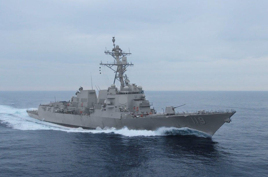 SASC's FY '22 NDAA Authorizes Second Navy Destroyer, Adds One More F-35A
