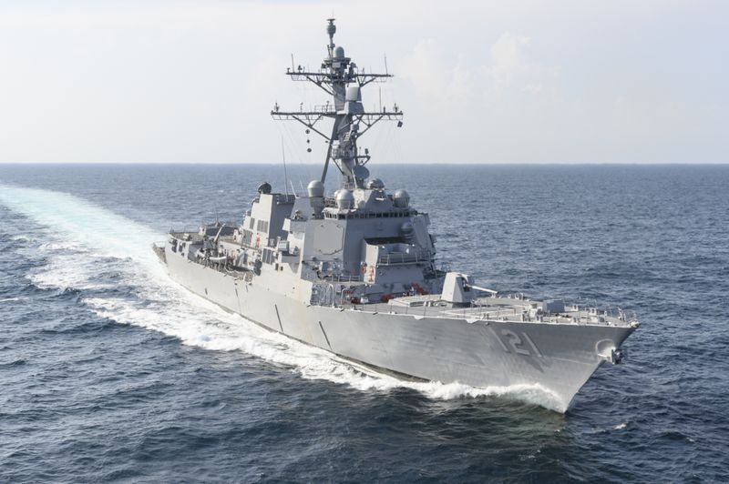 DDG-121 Finishes Acceptance Trials